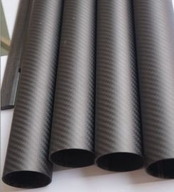 50mm  40mm 36mm diameter carbon fiber bike frames tube can be customized