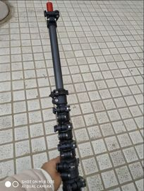 high stiffness carbon fiber telescopic  pole with locks for coconuts pole fruit collection or camera pole